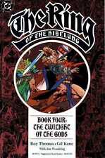 The Ring of the Nibelung Book Four: The Twilight of the Gods DC Comics Prestige