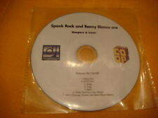 Cardsleeve Full CD SPANK ROCK AND BENNY BLANCO ARE Bangers & Cash 7TR 2008