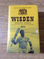 Wisden Cricketer's Almanack 2024 By Lawrence Booth