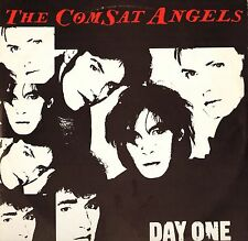 "THE COMSAT ANGELS day one JIVE T 73 uk jive 1984 12"" PS EX+/EX"