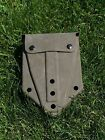 US ARMY USMC MILITARY E-TOOL ENTRENCHING TOOL FOLDING SHOVEL CARRIER COVER ONLY