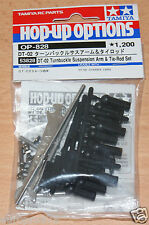 Tamiya 53828 DT-02 Turnbuckle Suspension Arm & Tie-Rod Set (DT02/DT03), NIP