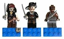 LEGO PIRATES OF THE CARIBBEAN MAGNET SET JACK SPARROW HECTOR BARBOSSA 853191
