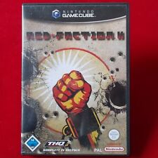 Nintendo Gamecube ► red faction II (dt.) ◄ wii | GC