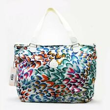 KIPLING Adara  Medium Tote Bag - TROPICAL FEATHERS