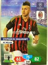 Adrenalyn XL Champions League 13/14 - Stephan El Shaarawy - AC Milan