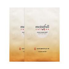 [ETUDE HOUSE] Moistfull Collagen Facial Mask Sheet 2pcs /2016 New/Korea cosmetic