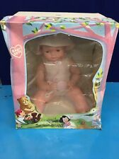 Vintage Sayco Baby Beth Doll With Rattle In Original Box BAY6