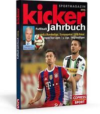 Kicker Fußball-Jahrbuch 2015       9783767910980