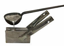 Lead ladle, lead Weight making, Pouring Handle, Carp, Course, Fishing