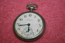1903 Elgin Silverode Pocket Watch