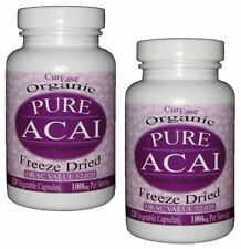 Pure ACAI Berry FREEZE DRIED Perfect Burn 240 Capsules