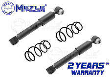 FOR MERCEDES A CLASS W168 A190 REAR AXLE LEFT RIGHT SHOCK ABSORBERS COIL SPRINGS