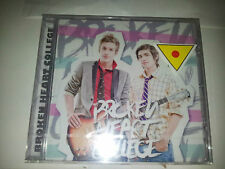 cd musica italiana BROKEN HEART COLLEGE ep