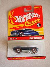 Hot Wheels CLASSICS 1965 CORVETTE 3/30 Classics Series 2