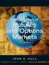 Fundamentals of Futures and Options Markets, by Hull, 6th Edition