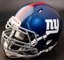 NEW YORK GIANTS NFL Riddell SPEED Football Helmet (with S3BDU Facemask)
