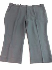 NWOT HABAND EXECUTIVE DIVISION MENS SAGE GREEN DRESS PANTS SIZE 54X26