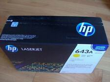 GENUINE HP YELLOW TONER CARTRIDGE COLOR LaserJet 4700 Q5952A FACTORY SEALED 643A