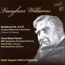 Williams: Symphony No. 5 in D / Dona Nobis Pacem, New Music
