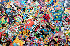 HUGE Lot of 100 + DC MARVEL & INDEPENDENT Comic Books Modern/Copper Age Comics