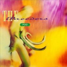 Pod by The Breeders (CD, May-1990, Elektra (Label))