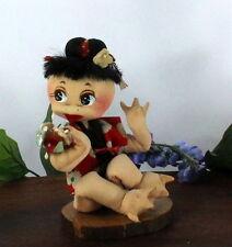 vintage Japanese Kappa Shibaten turtle  doll bbb079
