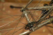 Campagnolo Record Track Wheel Fixed Gear Atlanta Rim