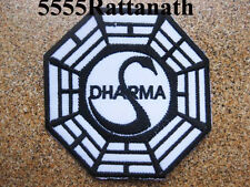 LOST DHARMA TV Series Patch 7.5x7.5cm 3. B
