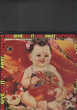 RED HOT CHILI PEPPERS - give it away EP 12""
