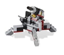 Lego Star Wars 9488 Republic Artillery Cannon with Instructions (No minifigures)
