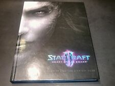 Starcraft Heart of the swarm collector's edition Strategy Guide