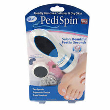 Pedi Spin Care PediCare Pro Pedicure Kit Pedi Foot Hard Skin Callus Remover