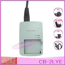 CB-2LYE CB-2LY Battery Charger For Canon SX700 SX275 SX500 S90 S95 NB-6L NB-6LH