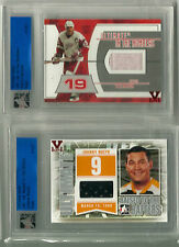 Yzerman ITG Ultimate Vault 1/1 on UM4 In The Numbers Ruby Logo