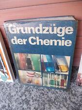 Grundzüge der Chemie, von Arndt / Halberstadt, aus dem Verlag Moritz Diesterweg