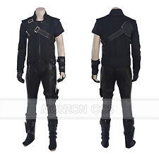 Captain America 3 Civil War Clint Barton Hawkeye Cosplay Costume Halloween