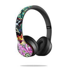 Skin Decal Cover for Beats by Dr. Dre Solo 2 Wireless Graffiti Wild Styles