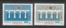 TURKEY 1984 EUROPA SET MNH **