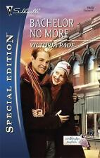 Bachelor No More 1849 by Victoria Pade (2007, Paperback)