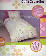 Barbie - Single Bed Quilt Cover Set - Great Gift Idea!