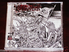 Gravehill: Death Curse CD 2014 Dark Descent Records DDR101CD NEW