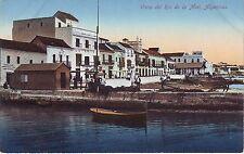 Spain Algeciras - Vista del Rio de la Miel old unused postcard