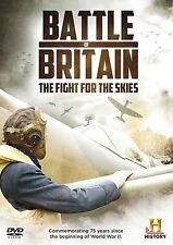 The Battle of Britain - The fight for the Skies (New DVD) Aviation Aircraft WW2