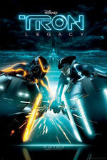 "TRON POSTER ""Disney Legacy Movie Cover Art 61x91cm"" NEW Licensed"