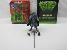 MOTU,KELDOR,200X,Exclusive 2003,MINT,Complete,Masters Of The Universe,He Man
