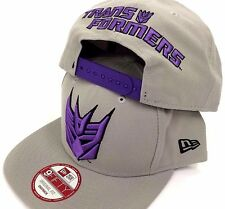 Decepticon Transformers New Era NBA 9FIFTY 950 Practice Snapback Fit Cap Hat