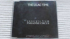 The Lilac Time Paradise Circus (Rare) CD Sampler