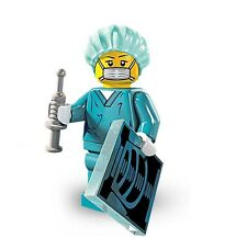 Lego 8827 Chirurgin Minifigures Serie 6 Nr. 11 Surgeon + BPZ + OVP
