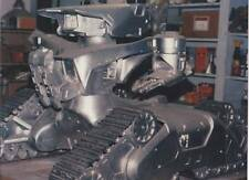 LOT THREE - 20x30 color photo of the TERMINATOR Hunter Killer tank model